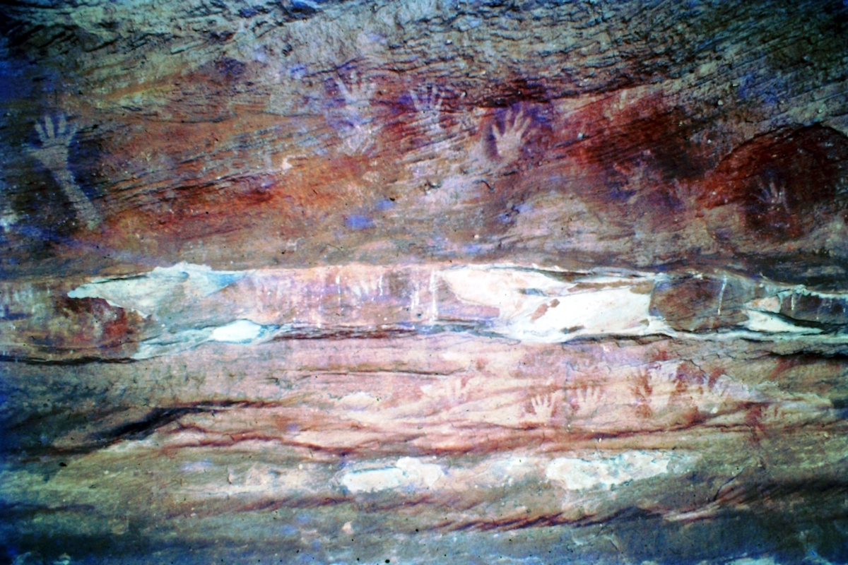 Mootwingie Aboriginal Rock Art at Mutawintji National Park